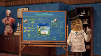 Planters NUT-rition TV Spot, 'Science' - Thumbnail 5