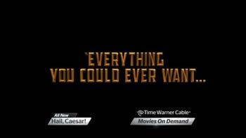 Time Warner Cable On Demand TV Spot, 'Hail, Caesar!' - Thumbnail 2
