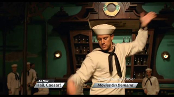 Time Warner Cable On Demand TV Spot, 'Hail, Caesar!' - Thumbnail 3