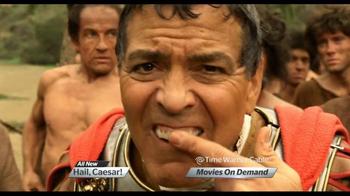 Time Warner Cable On Demand TV Spot, 'Hail, Caesar!' - Thumbnail 5