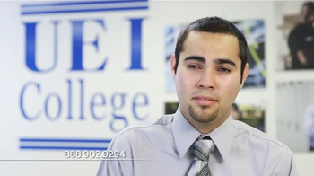 UEI College TV Spot, 'Ricardo: Why UEI College Is Special to Me' - Thumbnail 10