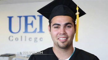 UEI College TV Spot, 'Ricardo: Why UEI College Is Special to Me' - Thumbnail 9