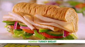 Subway TV Spot, 'Make Every Day Different' - Thumbnail 3
