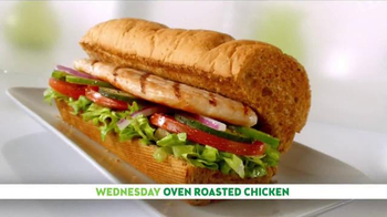 Subway TV Spot, 'Make Every Day Different' - Thumbnail 4