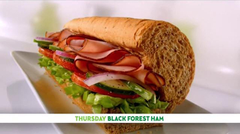 Subway TV Spot, 'Make Every Day Different' - Thumbnail 5