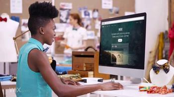 Wix.com TV Spot, 'Create Your Stunning Online Store: Website Builder' - Thumbnail 1