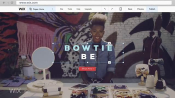 Wix.com TV Spot, 'Create Your Stunning Online Store: Website Builder' - Thumbnail 2