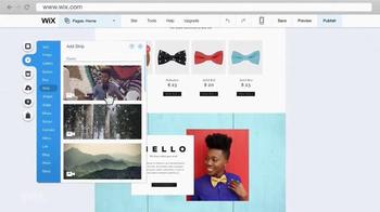 Wix.com TV Spot, 'Create Your Stunning Online Store: Website Builder' - Thumbnail 5