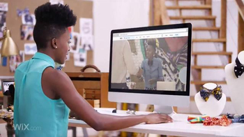 Wix.com TV Spot, 'Create Your Stunning Online Store: Website Builder' - Thumbnail 6