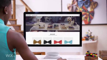 Wix.com TV Spot, 'Create Your Stunning Online Store: Website Builder' - Thumbnail 9