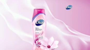 Dial Silk & Magnolia Body Wash TV Spot, 'Quiet Moments' - Thumbnail 5