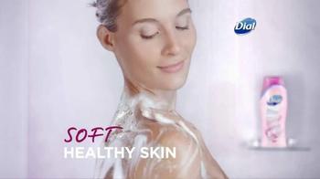 Dial Silk & Magnolia Body Wash TV Spot, 'Quiet Moments' - Thumbnail 7