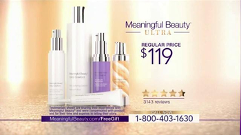 Meaningful Beauty Vitality Oil TV Spot, 'Youthful Look' Ft. Cindy Crawford - Thumbnail 6