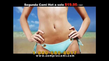Hot Shapers Cami Hot TV Spot, 'Tiempo de sudar' [Spanish] - Thumbnail 1
