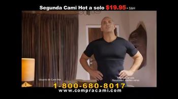 Hot Shapers Cami Hot TV Spot, 'Tiempo de sudar' [Spanish] - Thumbnail 7