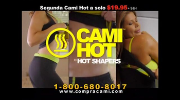 Hot Shapers Cami Hot TV Spot, 'Tiempo de sudar' [Spanish] - Thumbnail 9
