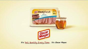 Oscar Mayer DeliFresh Honey Ham TV Spot, 'Barbershop Quartet' - Thumbnail 8