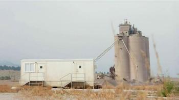 Chevrolet Silverado TV Spot, 'Construction Trailer' - Thumbnail 1