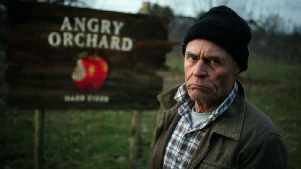 Angry Orchard Hard Cider TV Commercial, 'Taste of Fresh Apples'