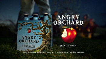 Angry Orchard Hard Cider TV Spot, 'Taste of Fresh Apples' - Thumbnail 6