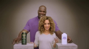 Gold Bond TV Spot, 'Talco para mi bebé' con Shaquille O'Neal [Spanish] - 1670 commercial airings