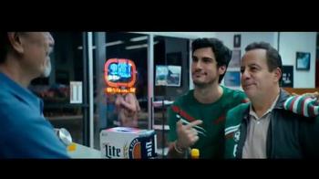Miller Lite TV Spot, 'Aficionado del fútbol' [Spanish] - 651 commercial airings