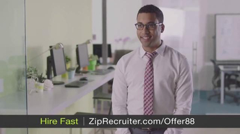 ZipRecruiter TV Spot, 'Hiring Is Tough'