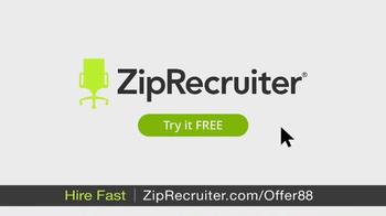 ZipRecruiter TV Spot, 'Hiring Is Tough' - Thumbnail 10