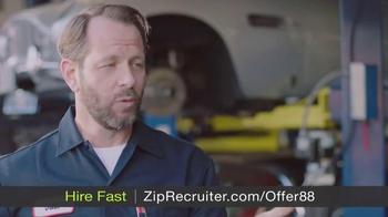 ZipRecruiter TV Spot, 'Hiring Is Tough' - Thumbnail 2