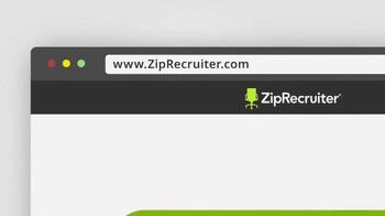 ZipRecruiter TV Spot, 'Hiring Is Tough' - Thumbnail 3