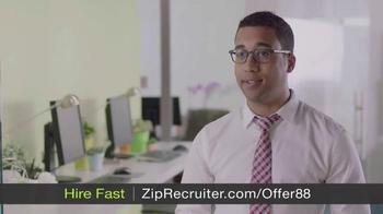 ZipRecruiter TV Spot, 'Hiring Is Tough' - Thumbnail 7
