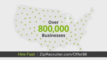 ZipRecruiter TV Spot, 'Hiring Is Tough' - Thumbnail 9