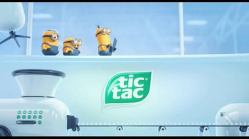 Tic Tac Minions TV Spot, 'Minions in the Factory' - Thumbnail 1