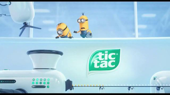 Tic Tac Minions TV Spot, 'Minions in the Factory' - Thumbnail 7