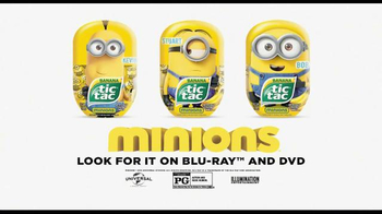 Tic Tac Minions TV Spot, 'Minions in the Factory' - Thumbnail 8