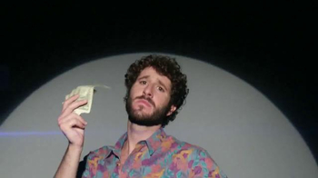 Carl's Jr. $4 Real Deal TV Spot, 'Four Bucks' Featuring Lil Dicky - Thumbnail 1