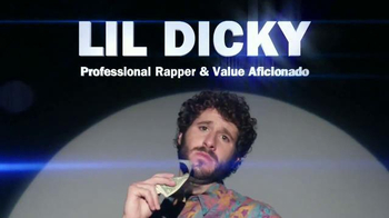 Carl's Jr. $4 Real Deal TV Spot, 'Four Bucks' Featuring Lil Dicky - Thumbnail 2