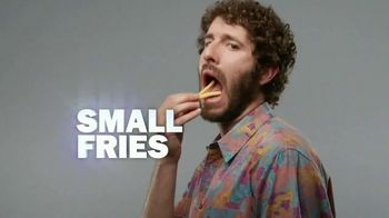 Carl's Jr. $4 Real Deal TV Spot, 'Four Bucks' Featuring Lil Dicky - 2104 commercial airings