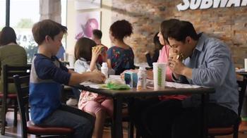 Subway TV Spot, 'Finding Dory: Peek Into Dory's World' - Thumbnail 3