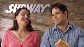 Subway TV Spot, 'Finding Dory: Peek Into Dory's World' - Thumbnail 5