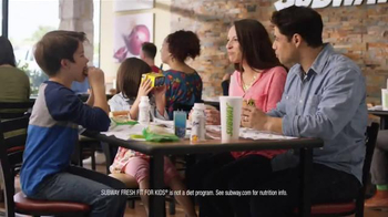 Subway TV Spot, 'Finding Dory: Peek Into Dory's World' - Thumbnail 7