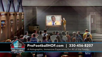 Pro Football Hall of Fame TV Spot, 'A Game for Life'