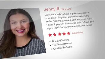 Care.com TV Spot, 'Jenny' - Thumbnail 4