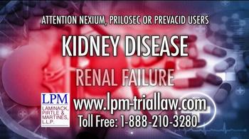 Laminack, Pirtle & Martines LLP TV Spot, 'Chronic Kidney Disease' - Thumbnail 3