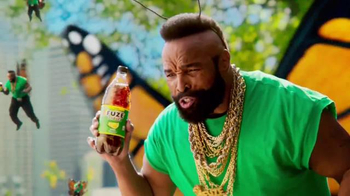 Fuze Iced Tea TV Spot, 'Butterflyz' Featuring Mr. T - 4388 commercial airings