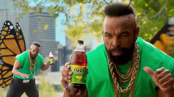 Fuze Iced Tea TV Spot, 'Butterflyz' Featuring Mr. T - Thumbnail 6
