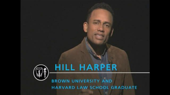 National Honor Society TV Spot, 'Key to Success' Featuring Hill Harper - 15 commercial airings