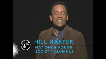 National Honor Society TV Spot, 'Key to Success' Featuring Hill Harper - Thumbnail 3