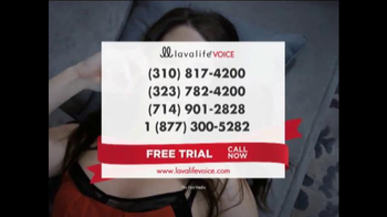 Lavalife Voice TV Spot, 'Day or Night' - Thumbnail 10