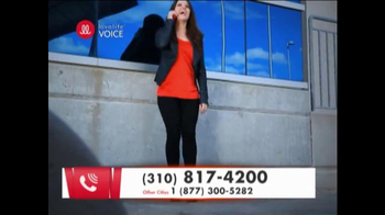 Lavalife Voice TV Spot, 'Day or Night' - Thumbnail 3